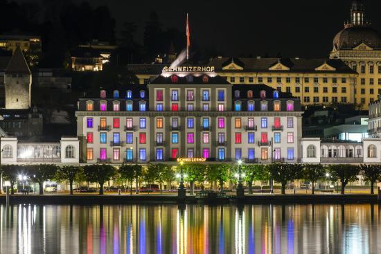 Hotel Schweizerhof Luzern: Hotel Festival