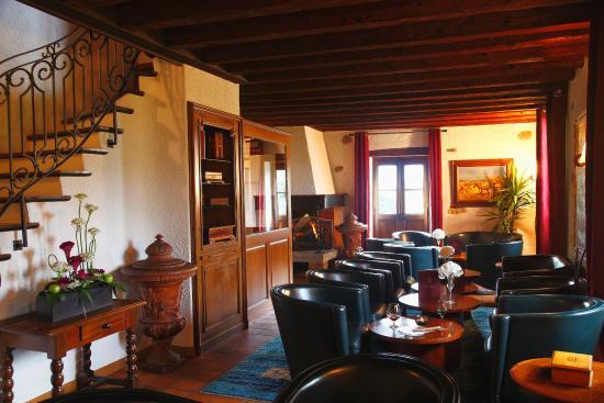 Domaine De Chateauvieux : Bar