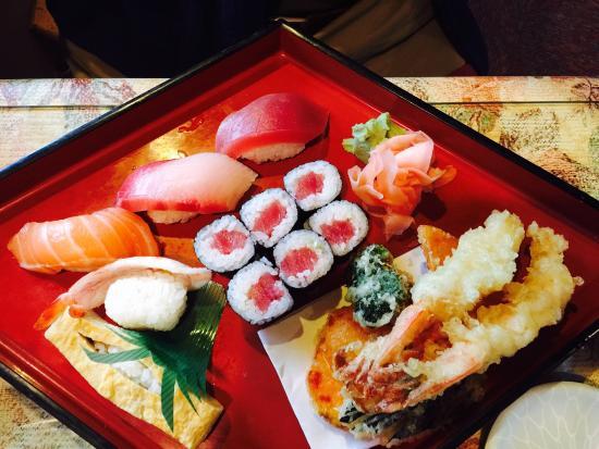 Tachibana Anese Restaurant Sushi Tempura