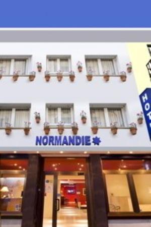 Central Normandie Hotel: Hotel