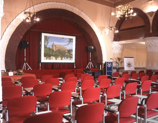 Hotel Alhambra Palace: Meeting Room