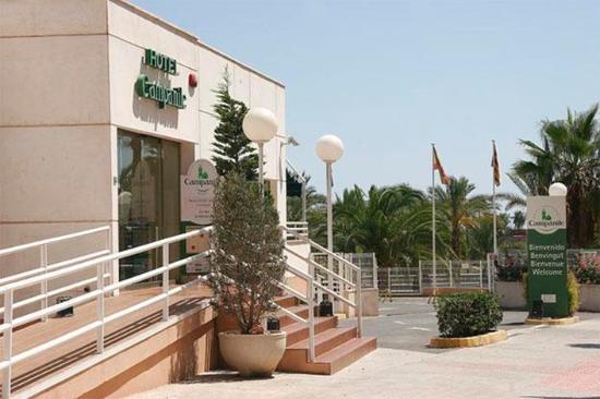Campanile Alicante: Hotel