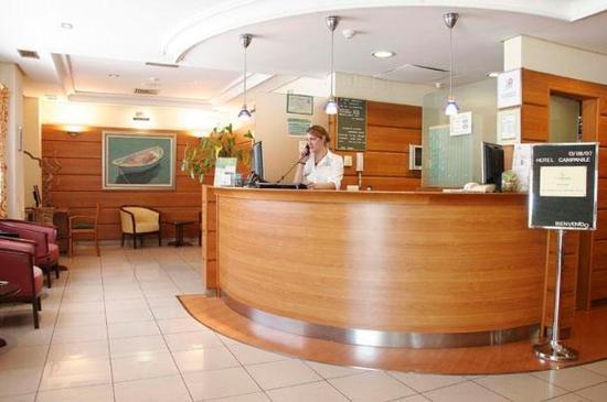 Campanile Alicante: Lobby