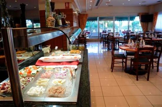 Campanile Alicante: Restaurant Buffet