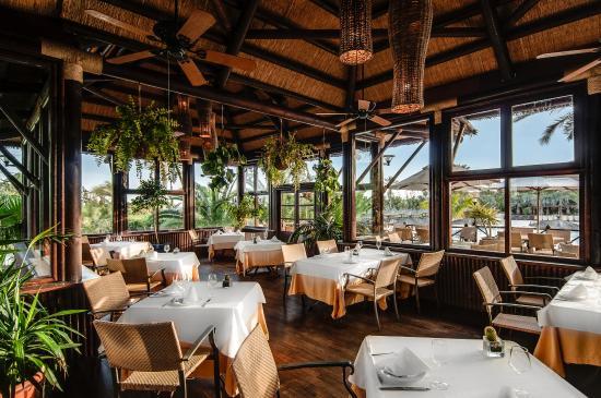 Sheraton Fuerteventura Beach, Golf & Spa Resort: Pool Restaurant La Veranda
