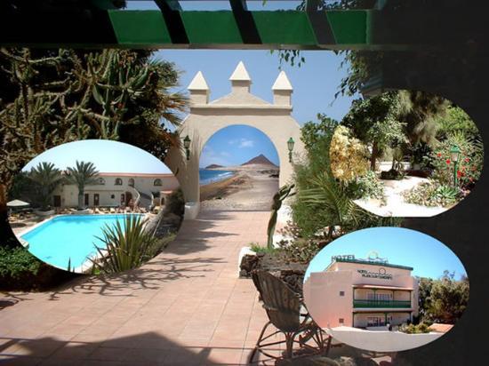 Hotel Playa Sur Tenerife: Exterior view