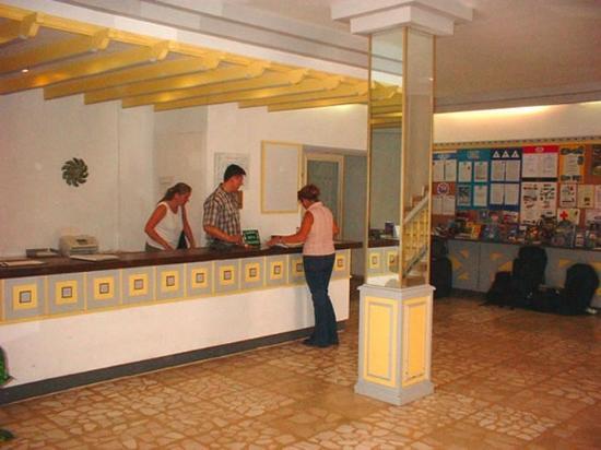 Hotel Playa Sur Tenerife: Lobby View
