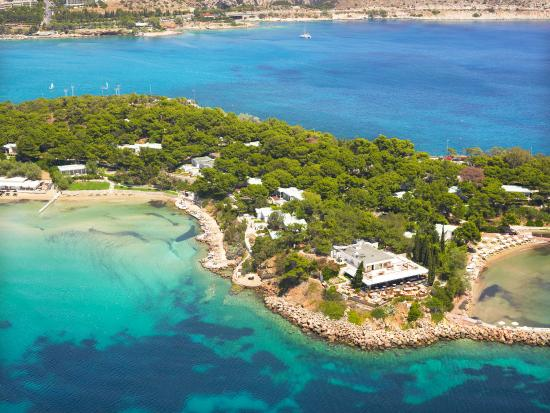 Arion, a Luxury Collection Resort & Spa: Aerial View