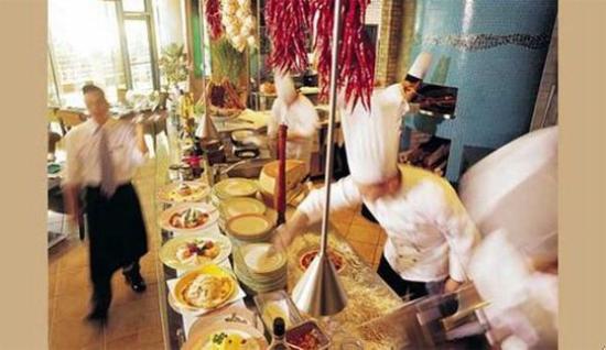 Rio Roiss Hotel: Dining