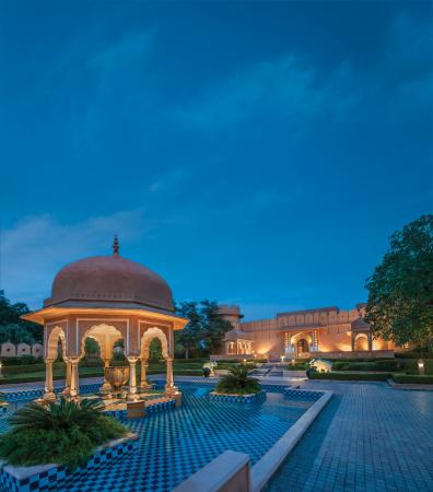 The Oberoi Rajvilas ,Jaipur