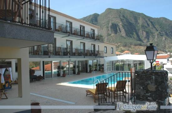 Estalagem do Vale Hotel: Swimming Pool