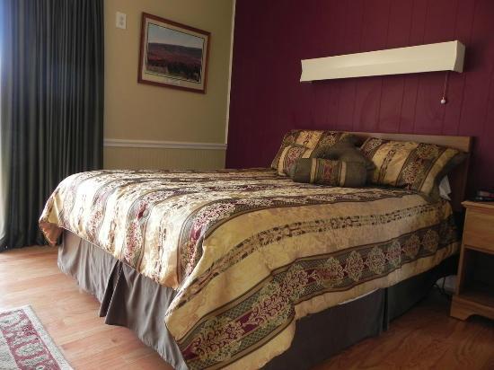 New Market, VA: Motel Room