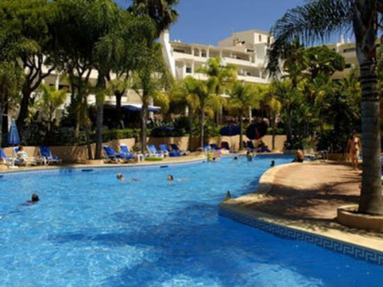Ria Park Garden Hotel: Exterior