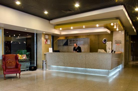 3k Barcelona Hotel: Lobby