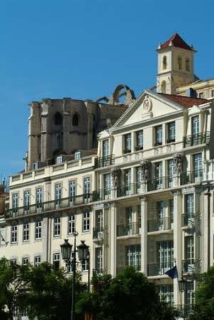 Hotel Metropole: Facade