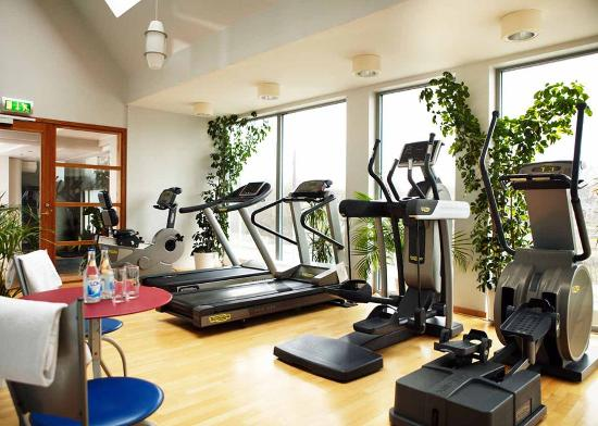 Clarion Collection Hotel Planetstaden: Gym