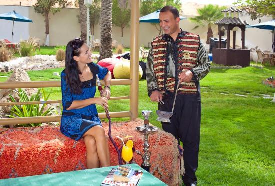 Beach Hotel by Bin Majid Hotels & Resort: Garden