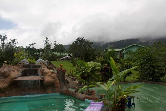 Hotel Sueno Dorado & Hot Springs: beautiful hotsprings