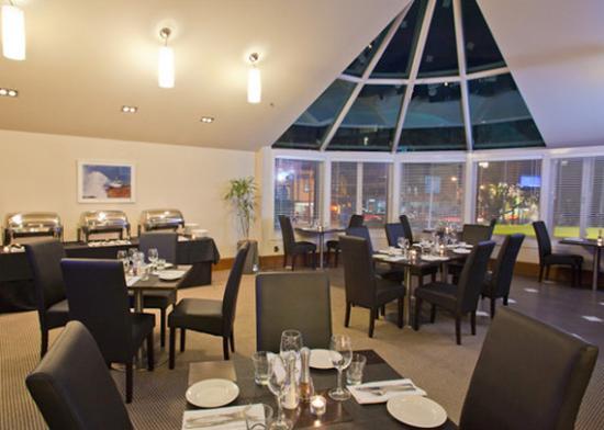 Comfort Hotel Wellington: Restaurant