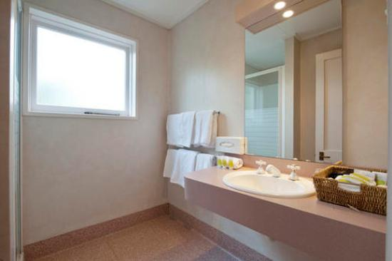 Heartland Hotel Croydon: HH Croydon Standard Room Bathroom