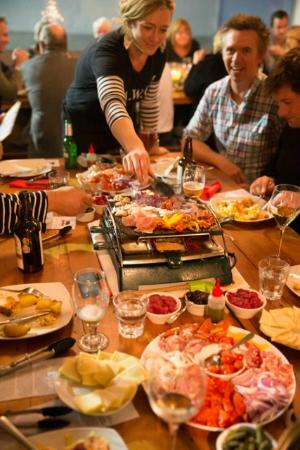 Deliciosa Tapas & Wine: FAWC Raclette Night