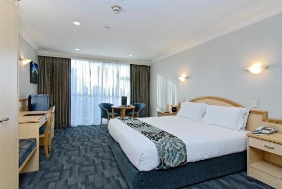 Amora Hotel Auckland: Deluxe King Room
