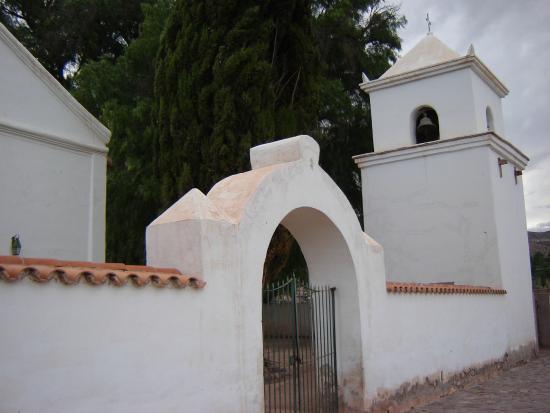 Iglesia San Francisco de Paula: Bonita