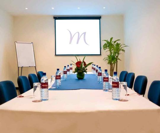 Mercure Casa Veranda Guatemala: Meeting Room