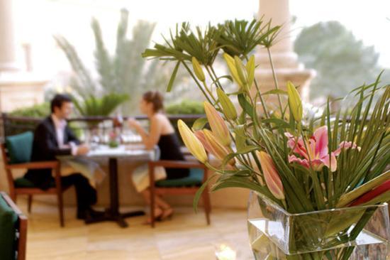 Movenpick Resort & Residences Aqaba: Restaurant
