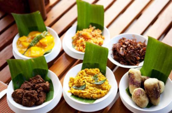 Amaya Hills: Dinning