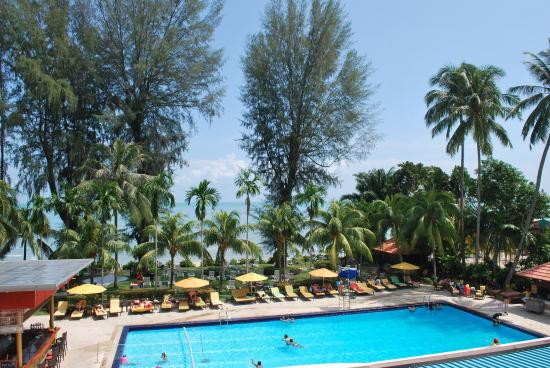 Holiday Inn Resort Penang: Pool View