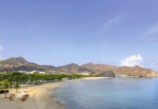 Al Bustan Palace, A Ritz-Carlton Hotel: Panoramic View Of The Surrounding
