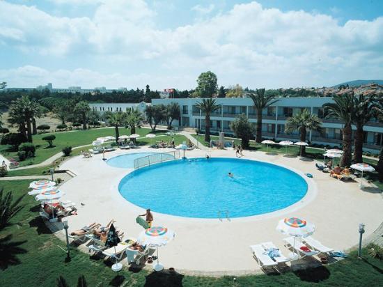 Altin Yunus Resort & Thermal Hotel: Beachpool TRAYC
