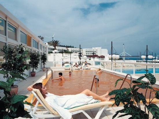 Altin Yunus Resort & Thermal Hotel: Thermal Outdoor