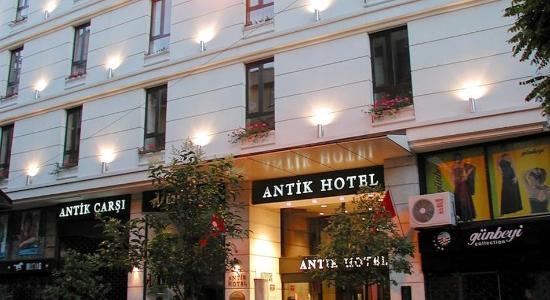 Photo of Antik Hotel Istanbul
