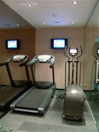 Pera Rose Hotel: Fitness