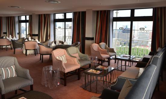 Meikles Hotel: Club Dining Room