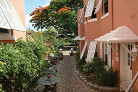 Royal Palms Hotel: Rooms in the Mews