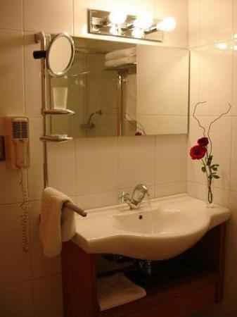 Hotel Panamericano: BATHROOM