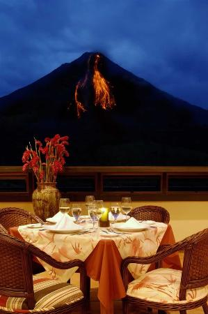 Arenal Kioro Suites & Spa: Restaurant