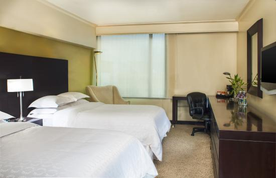 Sheraton Quito: Double Double Guest Room