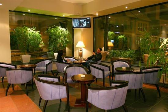 Grand Hotel Viljandi: Lobby view
