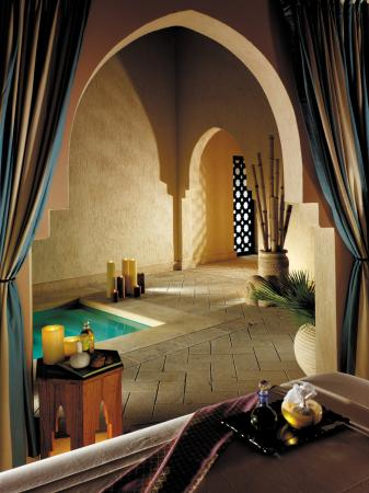 Four Seasons Resort Sharm El Sheikh : SHA_Spa plunge pool