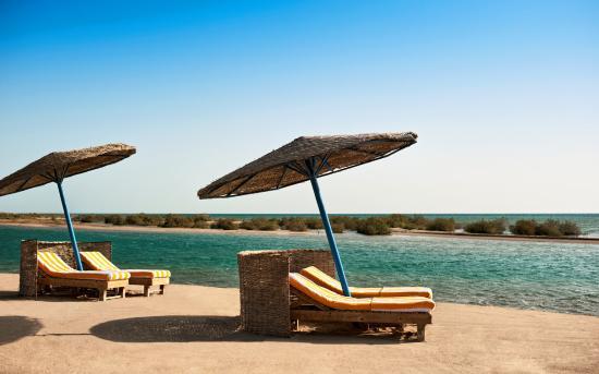 Sheraton Miramar Resort El Gouna : Beach