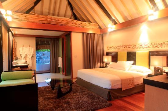 Rangiroa, Französisch-Polynesien: Kia Ora Hotel