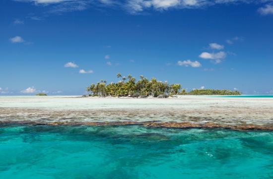 Rangiroa, Französisch-Polynesien: Blue Lagoon