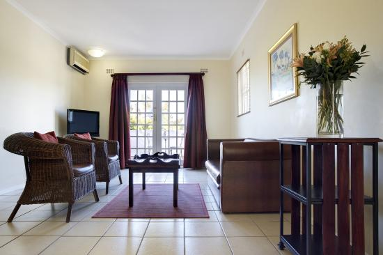 Best Western Cape Suites Hotel: Two Bedroom Apartment