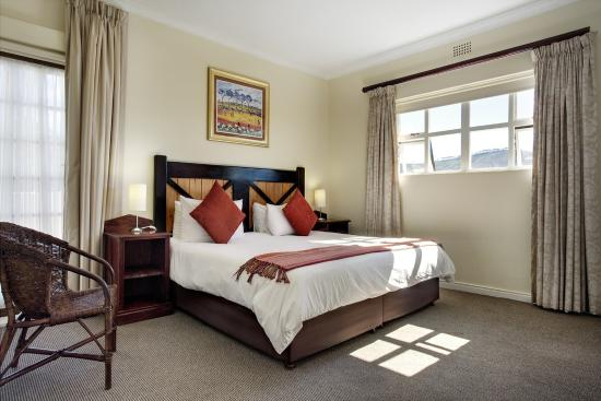one bedroom apartment - picture of best western cape suites hotel