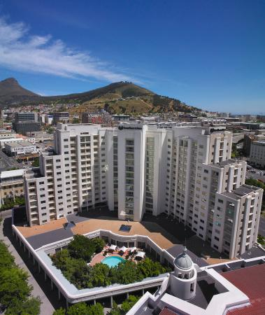 Southern Sun Waterfront Cape Town: Exterior