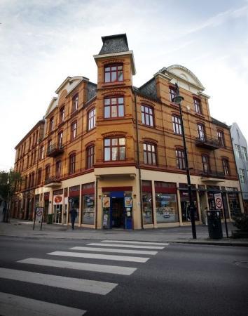 Myhregaarden Hotel